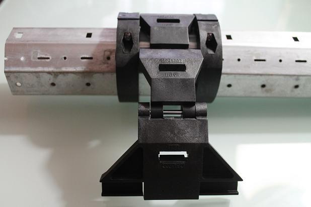 Dispositivo Antieffrazione Antisollevamento Tapparelle Rullo da 60/70