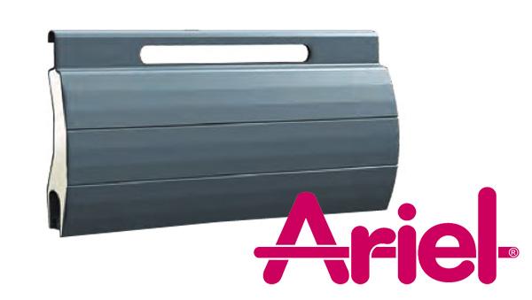 Avvolgibile tapparella Ariel con asola larga in alluminio coibentato