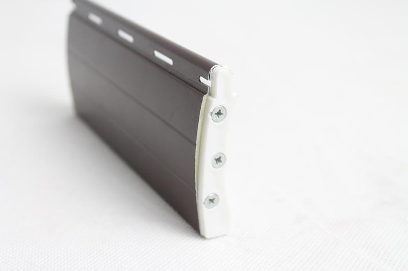 Tapparella a risparmio energetico DUBLA-DUERO in alluminio coibentato e PVC