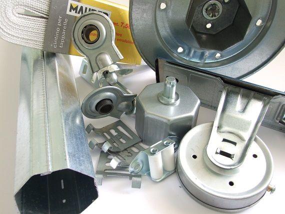 Kit per accessori per tapparelle completi per cintino