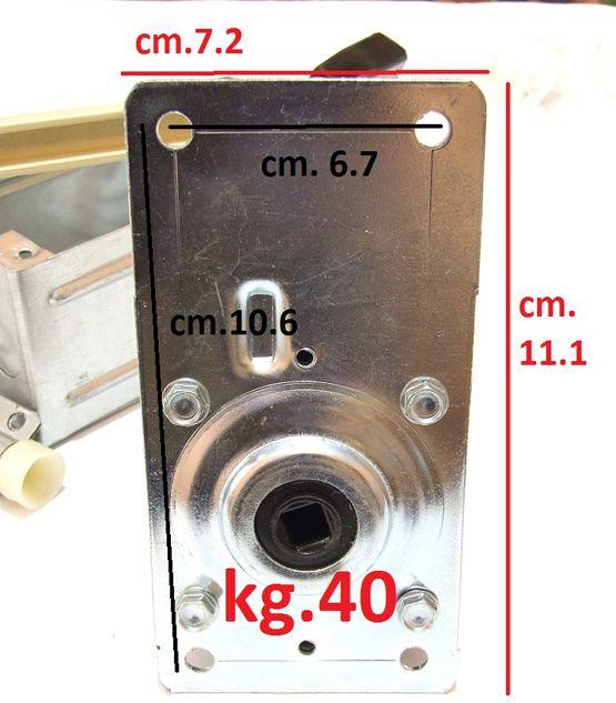 Argano per tapparelle completo kg.40 bgm