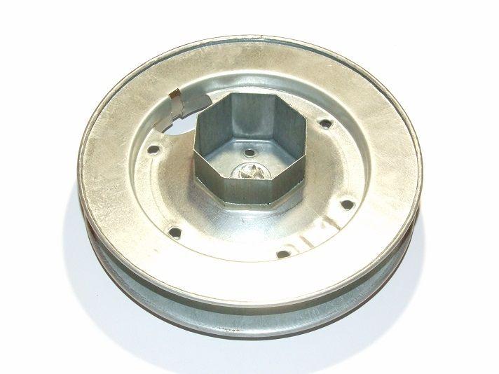 Puleggia tapparella diametro cm.24