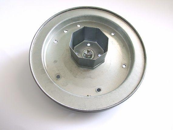 Puleggia tapparelle per aragnello diametro cm.22