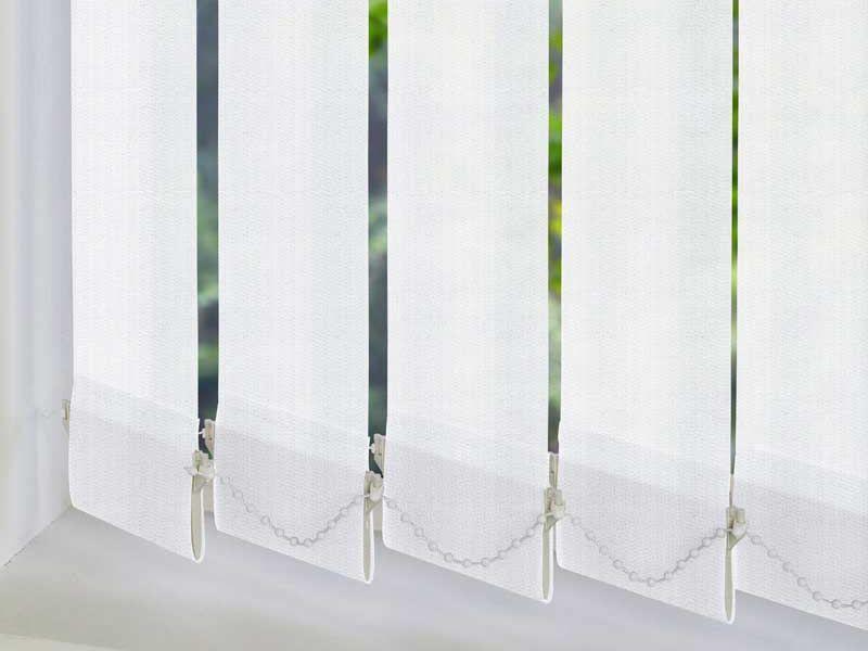 Tenda Verticale su misura ignifuga per uffici e abitazioni