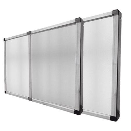 Zanzariera economica a pannello estensibile per guide - Zanzariere mobili per finestre ...